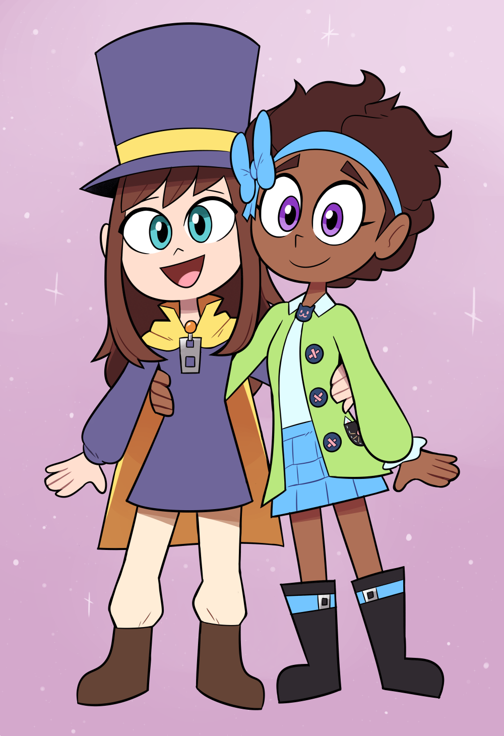 A hat in time porn