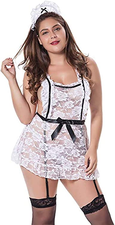 Sexy maid lingerie