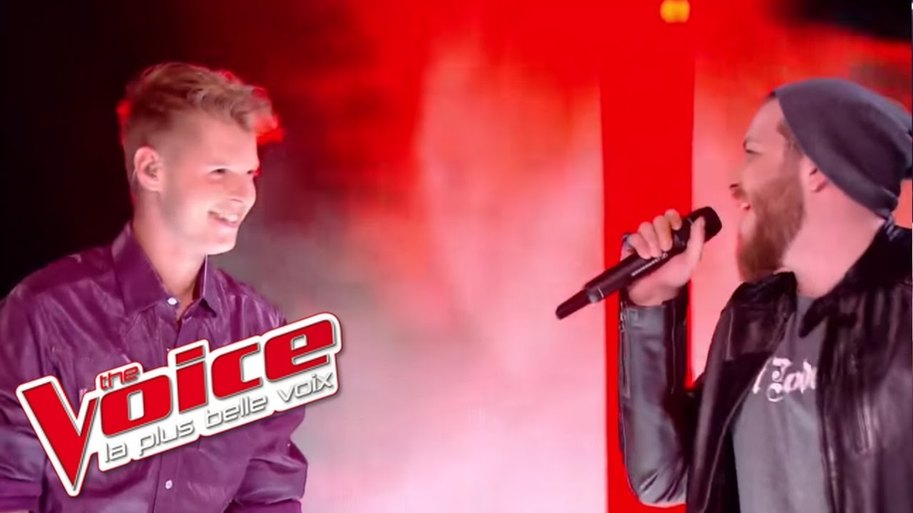 The voice of france 2017
