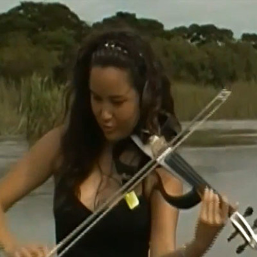 Electric violin covers of popular songs
