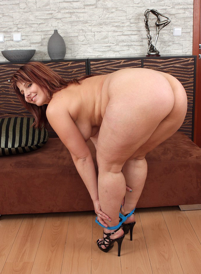 Huge fat booty naked