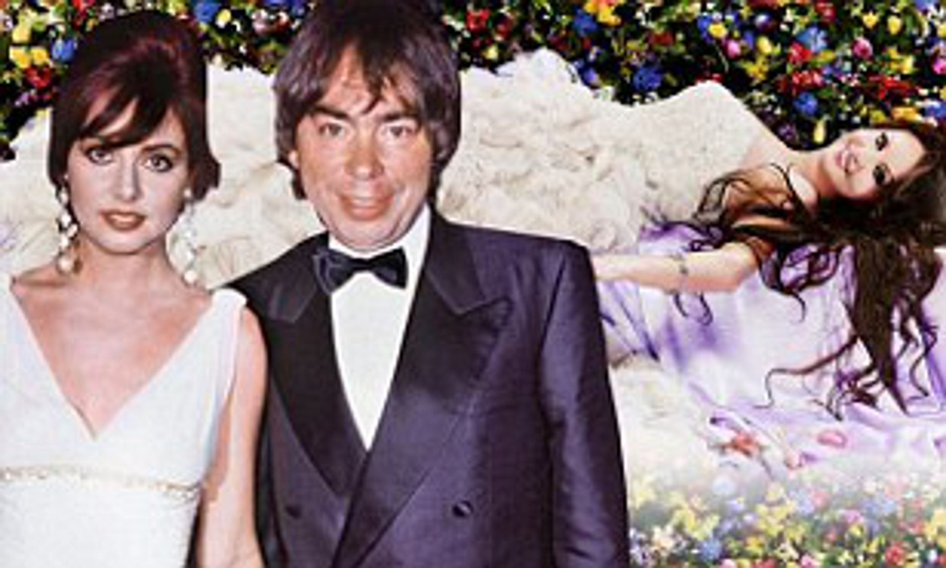 Who was andrew lloyd webber married to