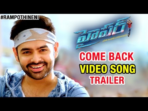 Come back video song