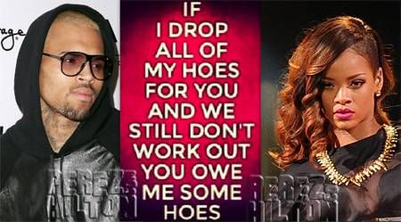 Celebrity hoes