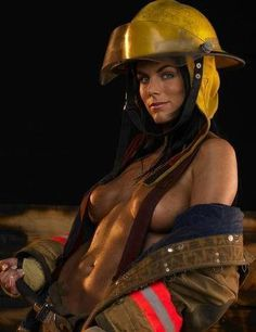 Sexy naked firefighters