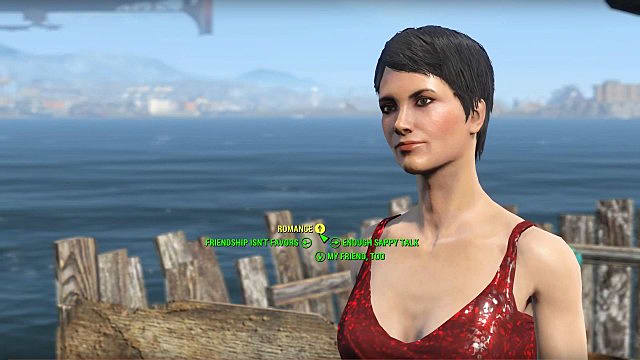 Fallout 4 where to find curie