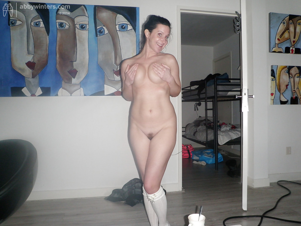 Middle aged women naked self pics
